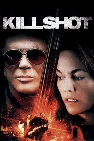Killshot - movie with Rosario Dawson.