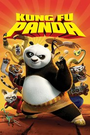 Kung Fu Panda - movie with Angelina Jolie.
