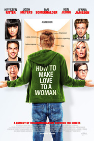 How to Make Love to a Woman - movie with Ken Jeong.