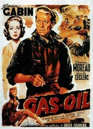 Gas-oil - movie with Robert Dalban.