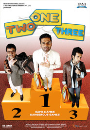One Two Three is the best movie in Sanjay Mishra filmography.