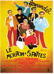 Le mouton a cinq pattes - movie with Louis de Funes.