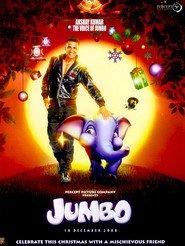 Animation movie Jumbo.