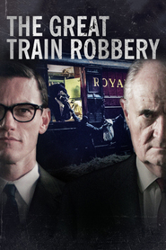 The Great Train Robbery - movie with Poul Anderson.