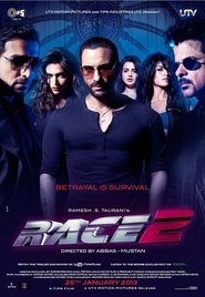 Race 2 - movie with Anil Kapoor.