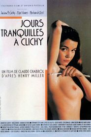 Jours tranquilles a Clichy - movie with Anna Galiena.