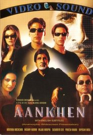 Aankhen - movie with Amitabh Bachchan.