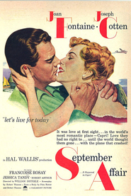 September Affair is the best movie in Francoise Rosay filmography.