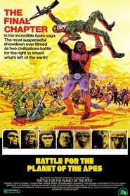 Battle for the Planet of the Apes - movie with Roddy McDowall.