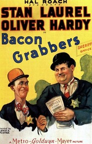Bacon Grabbers - movie with Stan Laurel.
