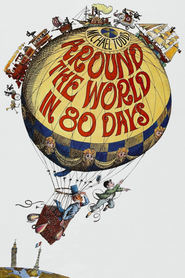 Around the World in Eighty Days - movie with David Niven.