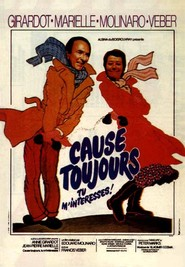 Cause toujours... tu m'interesses! - movie with Jean-Pierre Marielle.