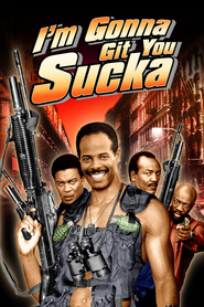 I'm Gonna Git You Sucka is the best movie in Isaac Hayes filmography.