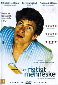Et rigtigt menneske is the best movie in Nikolaj Lie Kaas filmography.
