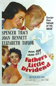 Father's Little Dividend - movie with Joan Bennett.
