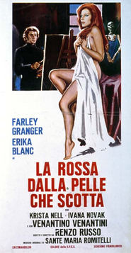 La rossa dalla pelle che scotta - movie with Farley Granger.
