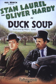 Duck Soup - movie with Stan Laurel.