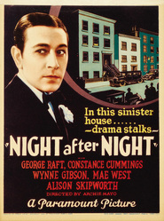 Night After Night - movie with Louis Calhern.