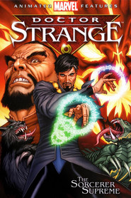 Doctor Strange - movie with Kevin Michael Richardson.