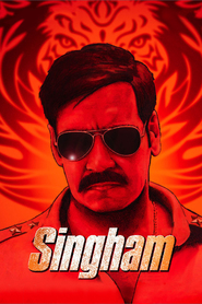 Singham is the best movie in Ajay Devgan filmography.