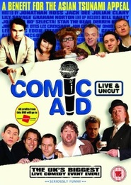 Comic Aid - movie with Bill Bailey.