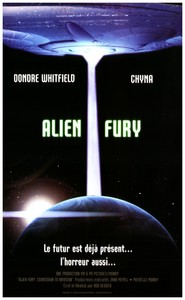 Alien Fury: Countdown to Invasion - movie with Dale Midkiff.