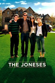The Joneses - movie with Chris Williams.