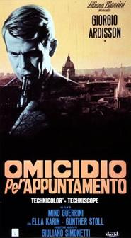 Omicidio per appuntamento - movie with Hans von Borsody.