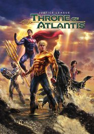 Justice League: Throne of Atlantis - movie with Shemar Moore.