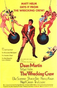 The Wrecking Crew is the best movie in Elke Sommer filmography.