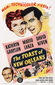 The Toast of New Orleans - movie with David Niven.
