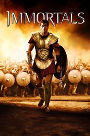Immortals - movie with Henry Cavill.