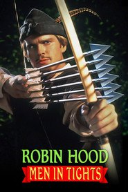 Robin Hood Men in Tights - movie with Patrick Stewart.