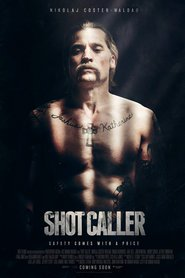 Shot Caller - movie with Nikolaj Coster-Waldau.
