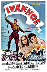 Ivanhoe - movie with George Sanders.