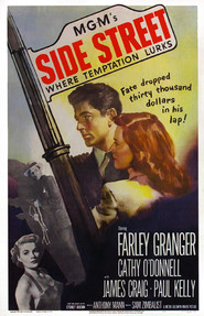 Side Street is the best movie in Farley Granger filmography.