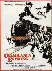 Casablanca Express - movie with Donald Pleasence.