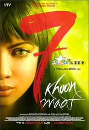7 Khoon Maaf - movie with Annu Kapoor.