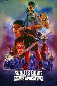 Scouts Guide to the Zombie Apocalypse - movie with Halston Sage.