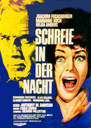 Schreie in der Nacht - movie with Joachim Fuchsberger.