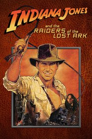 Raiders of the Lost Ark - movie with Harrison Ford.