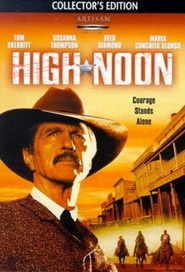 High Noon - movie with Dennis Weaver.