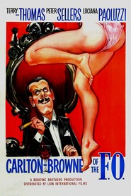 Carlton-Browne of the F.O. is the best movie in Marie Lohr filmography.