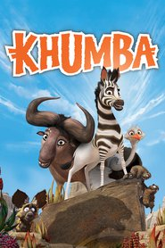 Animation movie Khumba.