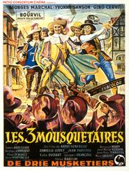 Les trois mousquetaires - movie with Gino Cervi.