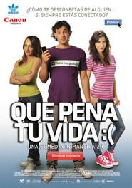 Que pena tu vida is the best movie in Ignacia Allamand filmography.