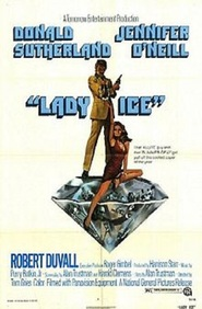 Lady Ice - movie with Donald Sutherland.