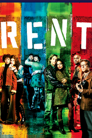 Rent - movie with Rosario Dawson.