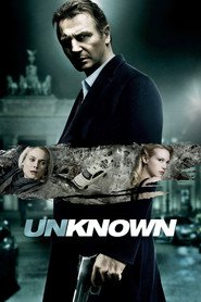 Unknown - movie with Diane Kruger.