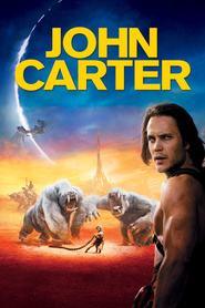 John Carter - movie with Dominic West.